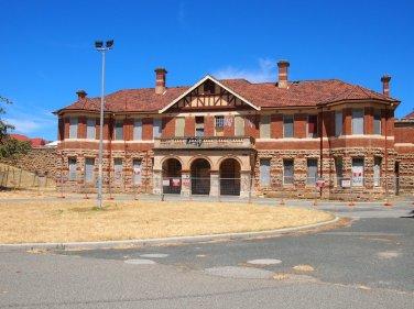 Claremont Mental Hospital